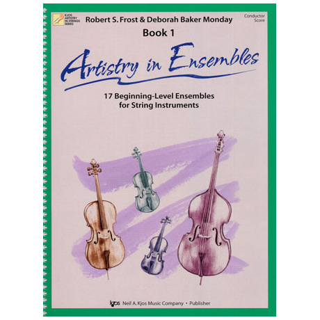 Frost/Baker-Monday: Artistry in Ensembles