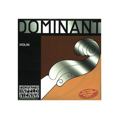 DOMINANT Violinsaite G von Thomastik-Infeld 4/4   mittel