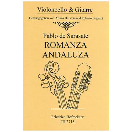Sarasate, P.: Romanza Andaluza Op. 22/1