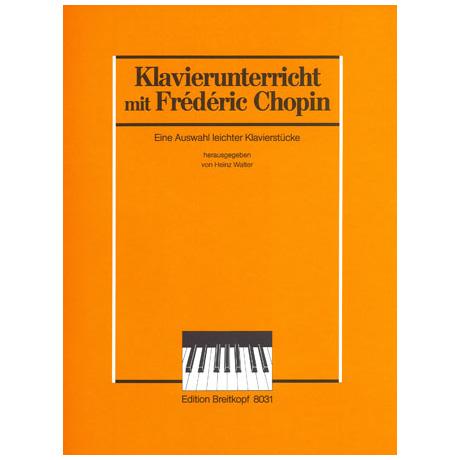 Chopin, F.: Auswahl leichter Originalwerke