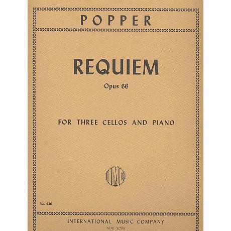 Popper, D.: Requiem Op.66