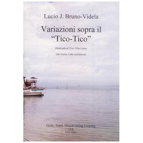 Bruno-Videla, L. J.: Variacone sobre il Tico Tico