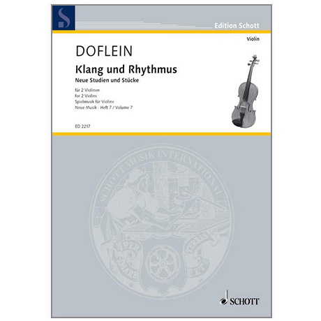 Doflein, E.: Klang und Rhythmus