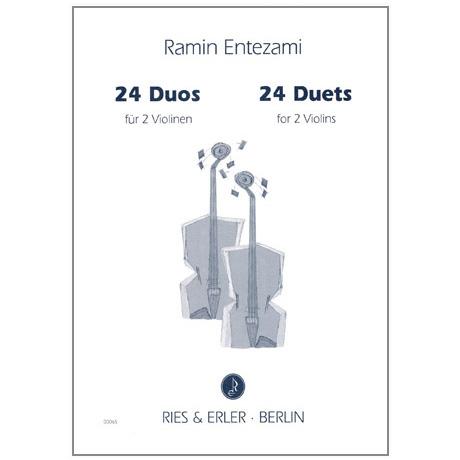 Entezami, R.: 24 Duos