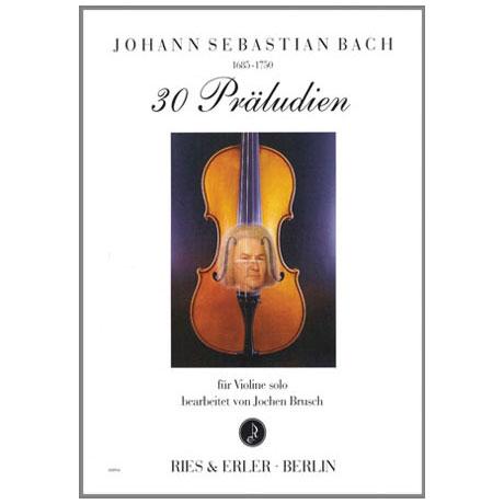 Bach, J. S.: 30 Präludien