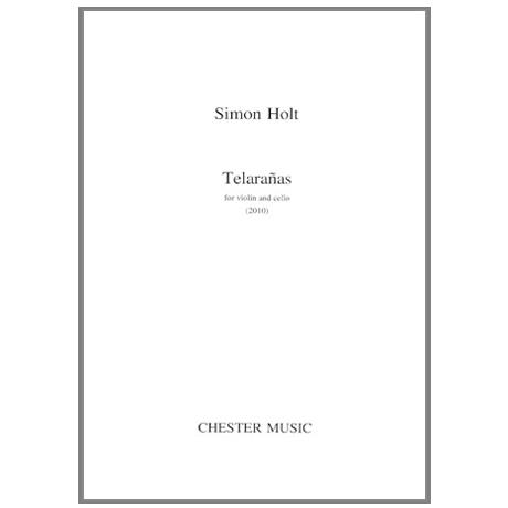 Holt, S.: Telaranas (2010)