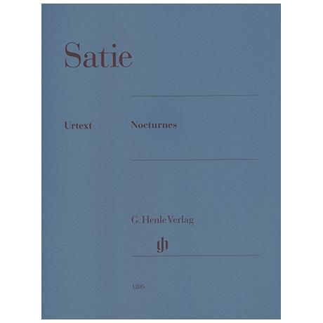 Satie, E.: Nocturnes