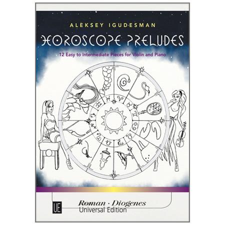 Igudesman, A.: Horoskop Preludes