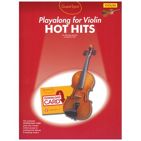 Guest Spot: Hot Hits
