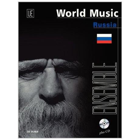 World Music: Russia (+CD)