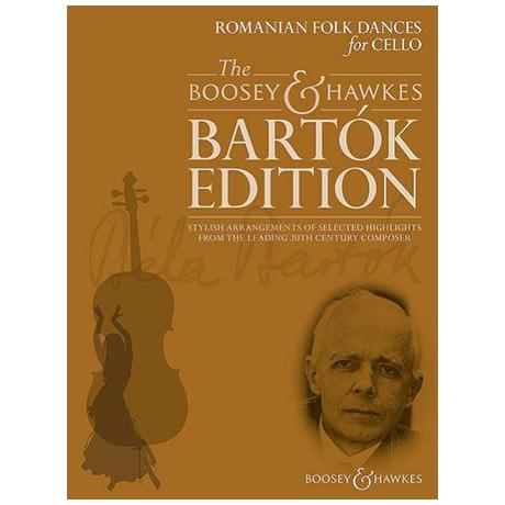 Bartok, B.: Rumänische Volkstänze
