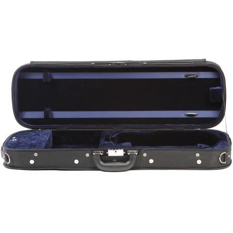 PACATO Prelude Geigenkasten schwarz/dunkelblau