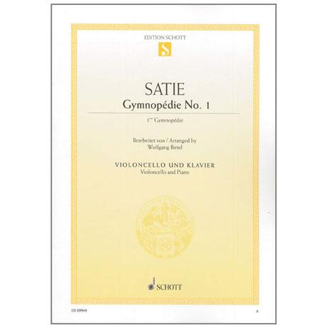 Satie, E.: Gymnopedie Nr.1