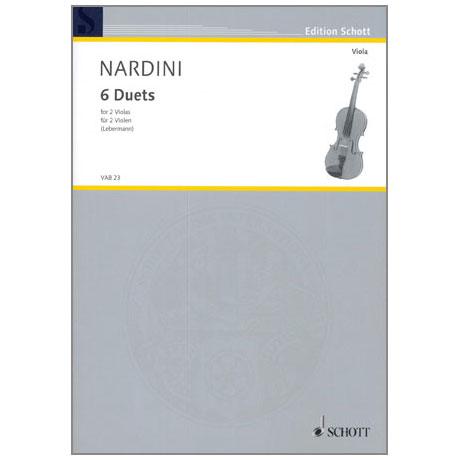 Nardini, P.: 6 Duette