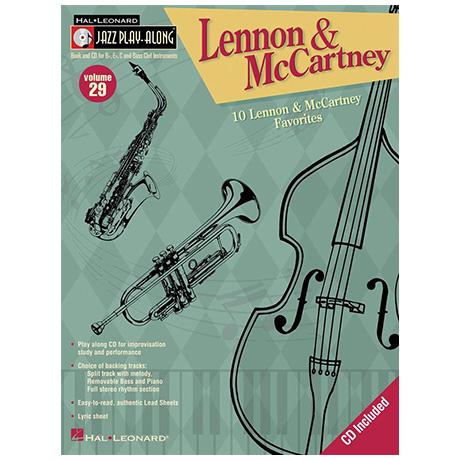 Lennon & McCartney (+CD)