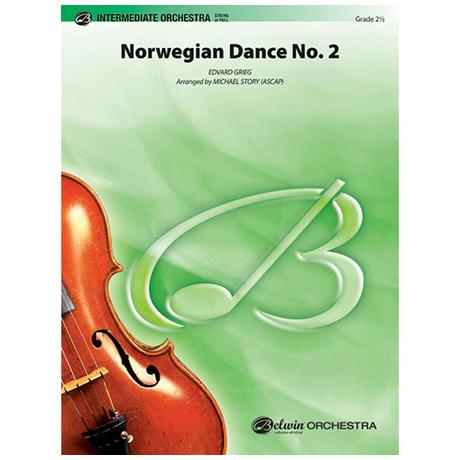 Grieg, E.: Norwegischer Tanz Nr. 2