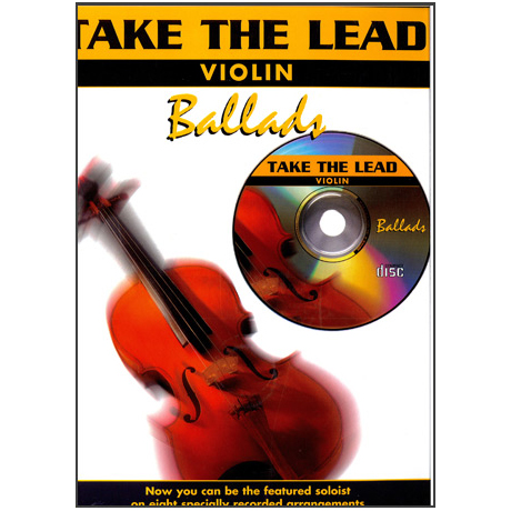 Take The Lead - Ballads (+CD)