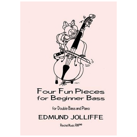 Jolliffee, E.: Four Fun Pieces