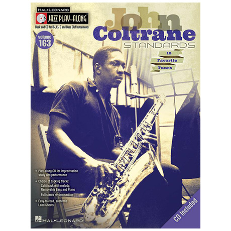 John Coltrane Standards (+CD)