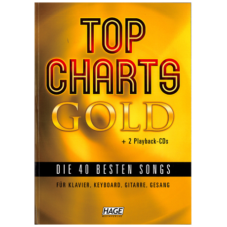 Top Charts Gold (+2CDs)