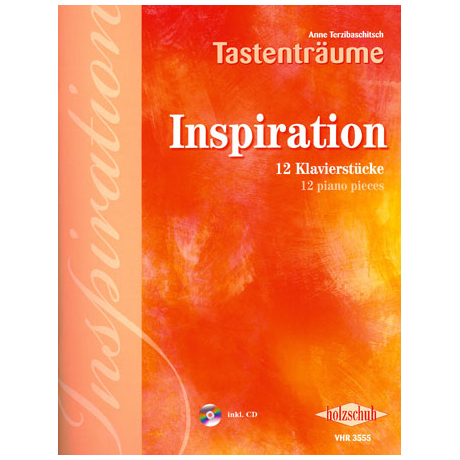 Terzibaschitsch, A.: Inspiration (+CD)
