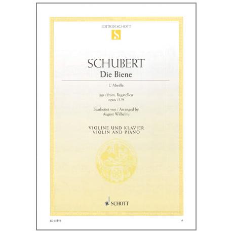 Schubert, F.: Die Biene