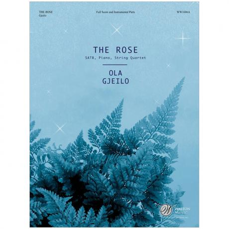 Gjeilo, O.: The Rose from »Winter Songs«