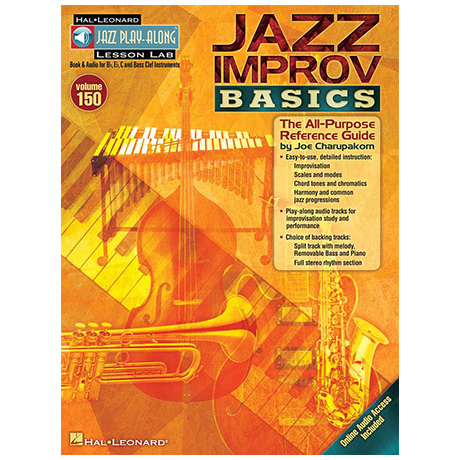 Jazz Improv Basics (+CD)