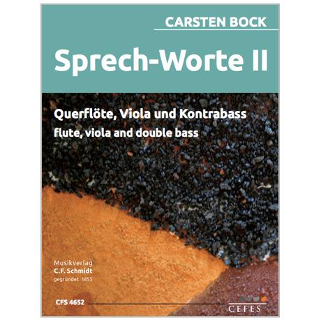 Bock, C.: Sprech-Worte II