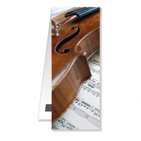 Lesezeichen Violine/Noten