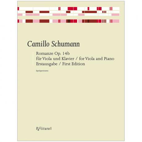 Schumann, C.: Romanze Op. 14b