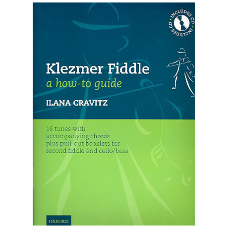 Cravitz, I.: Klezmer Fiddle – a how-to guide (+CD)