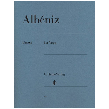 Albéniz, I.: La Vega