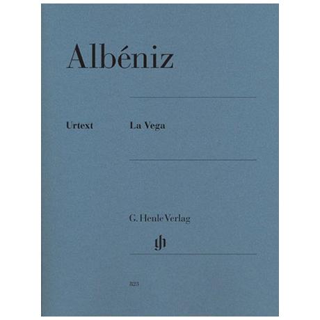Albéniz, I.: La Vega