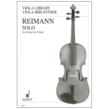 Reimann, A.: Solo