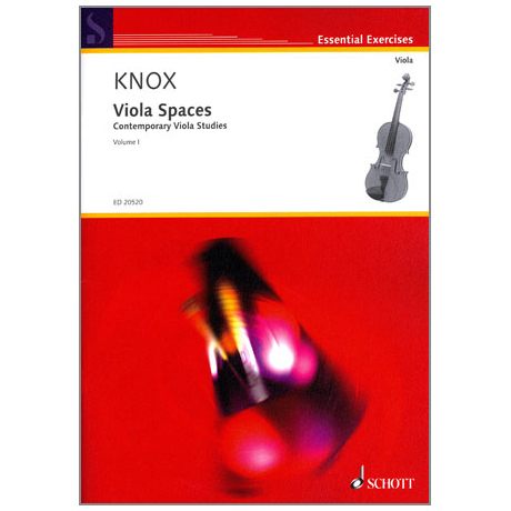 Knox, G.: Viola Spaces