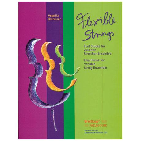 Flexible Strings (+CD-ROM) - Gemeinsam flexibel von ganz leicht bis ziemlich schwer