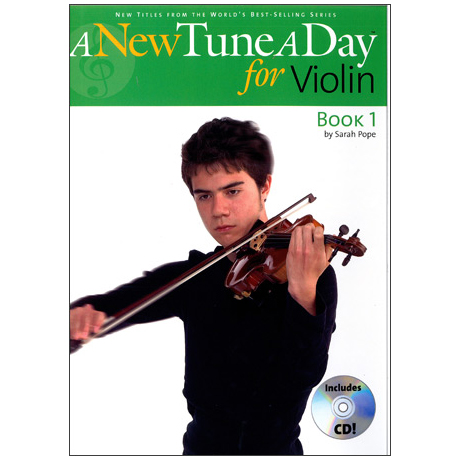 A New Tune A Day: Violin - Book 1 (CD Edition)