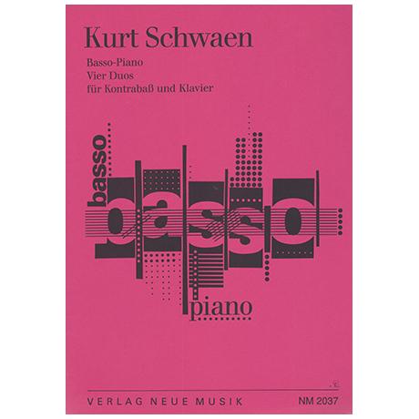 Schwaen, K.: Basso-Piano (1991/92)