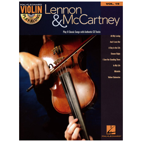 Lennon & McCartney (+CD)