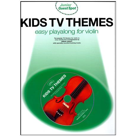 Kids TV Themes (+CD)