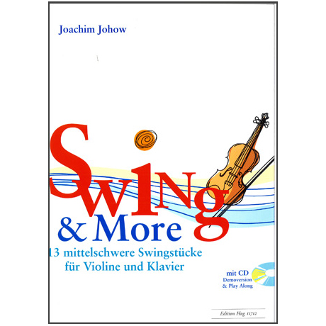 Johow, J.: Swing & More (+CD)