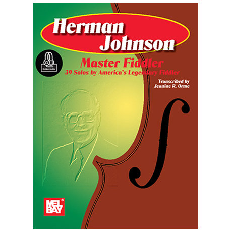 Orme, J. R.: Herman Johnson Master Fiddler (+Online Audio)