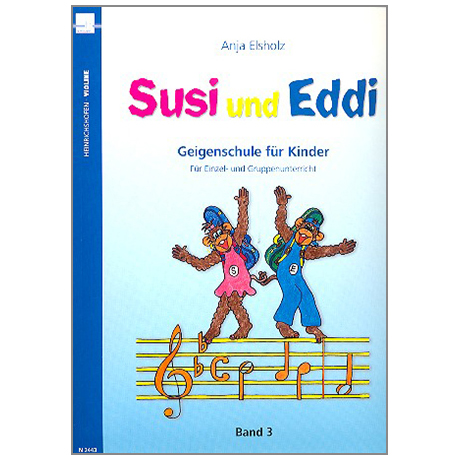 Elsholz, A.: Susi und Eddi Band 3