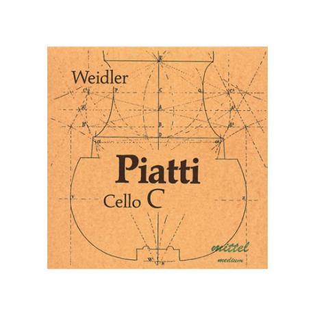 PIATTI Cellosaite C 4/4 | mittel