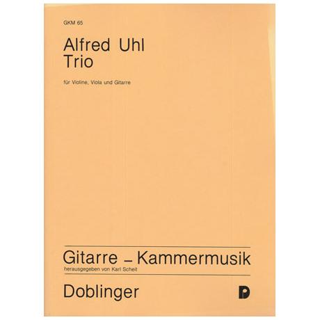 Uhl, A.: Trio in a-Moll