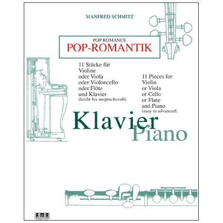 Schmitz, M.: Pop-Romantik – Klavierbegleitung