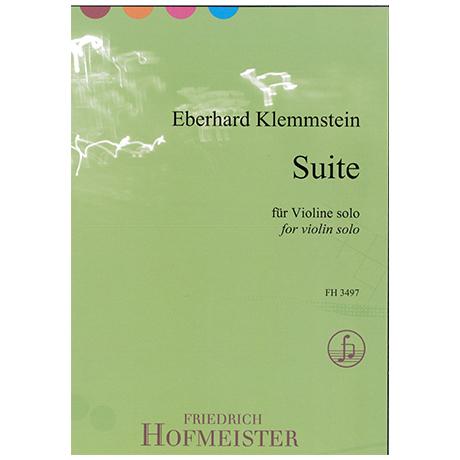 Klemmstein, E.: Suite