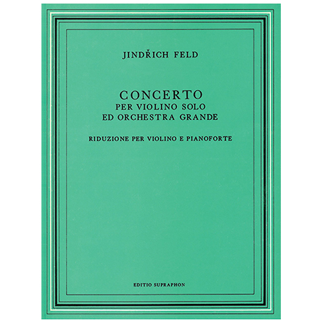 Feld, J.: Violinkonzert