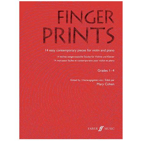 Cohen, M.: Finger Prints